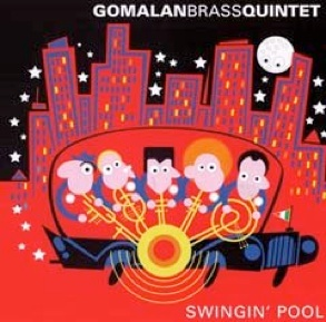 2004 Gomalan Brass Swingin' pool (Summit records)