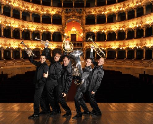 Gomalan Brass Quintet hr